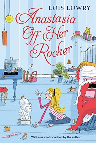 Download Anastasia Off Her Rocker (An Anastasia Krupnik story) ebook