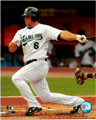 - Dan Uggla Miami/Florida Marlins Unsigned Licensed Baseball Photo