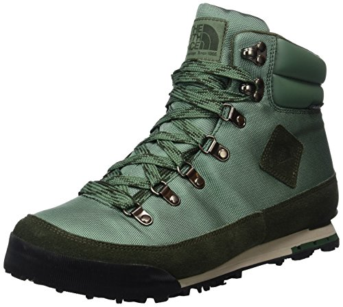 The North Face M Back-to-berkeley Nl - Zapatillas Hombre Mehrfarbig (Duckgrn/Rosngrn Lfv)