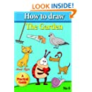 How to Draw the Garden (how to draw comics and cartoon characters Book 8)