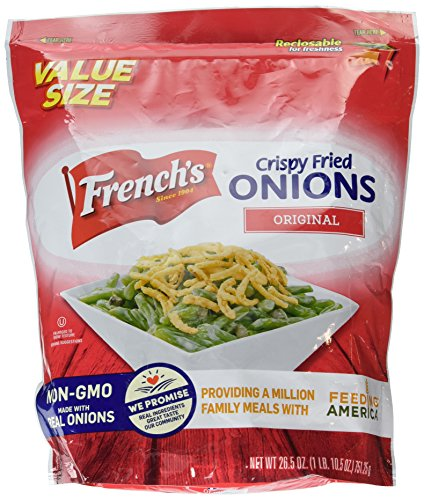French's Original Crispy French Fried Onions 26.5 oz
