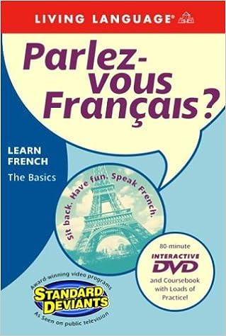 Amazon Fr Parlez Vous Francais Learn French The Basics