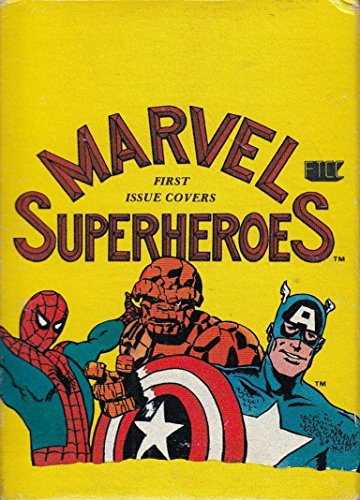 - MARVEL SUPERHEROES FIRST ISSUE COVERS 1984 FTCC FACTORY BASE CARD SET 60 IN BOX
