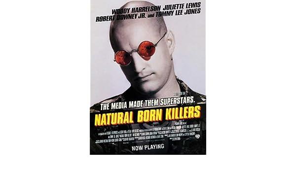 Natural Born Killers Classic Large Movie Poster Print