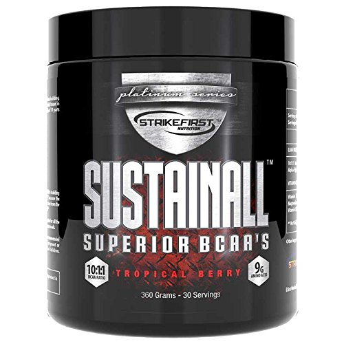 Sustainall BCAAS 10:1:1 | 9 Grams | Leucine, Isoleucine, Valine
