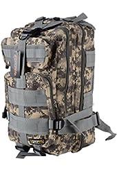Eyourlife Sport Outdoor Military Rucksacks Tactical Molle Backpack Camping Hiking Trekking Bag