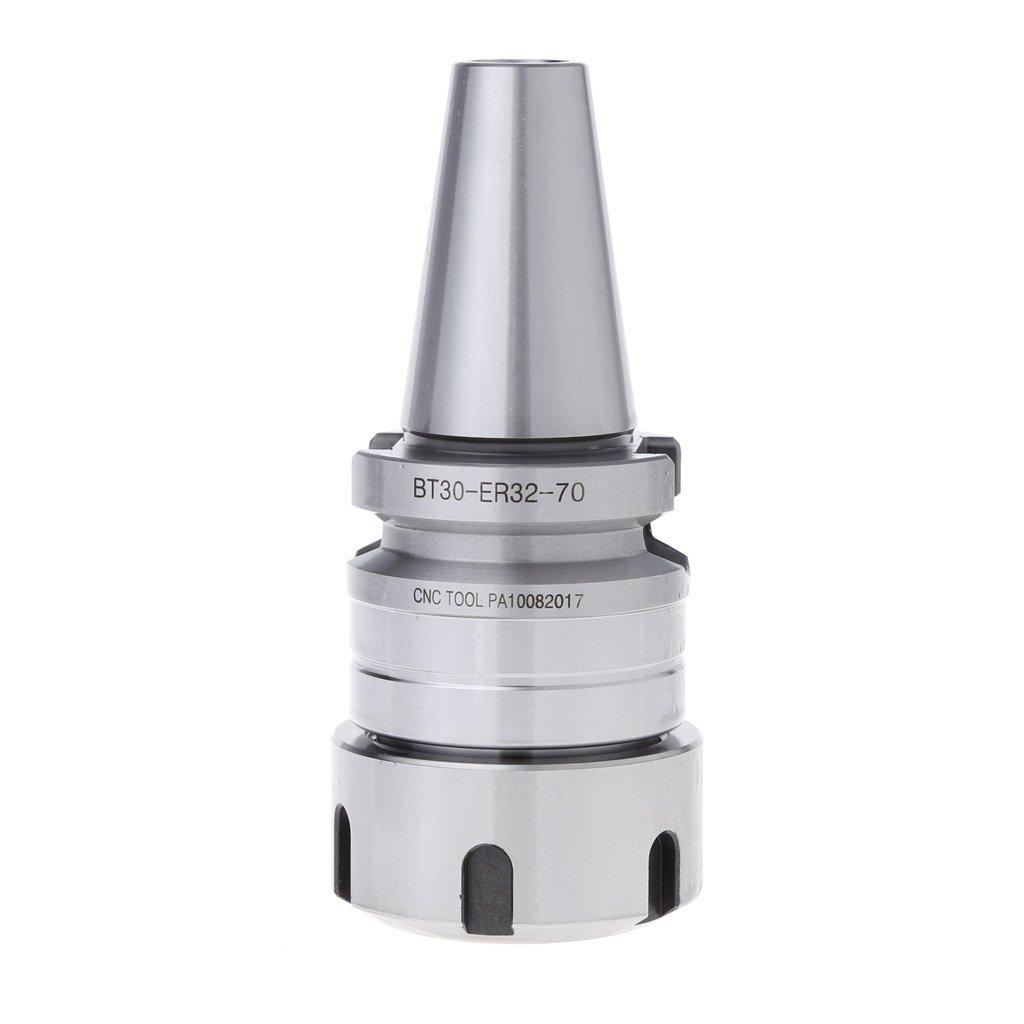 Susada BT30 ER32-70L CNC Milling Collet Chuck Holder M12X1.75 Toolholder CNC Lathe