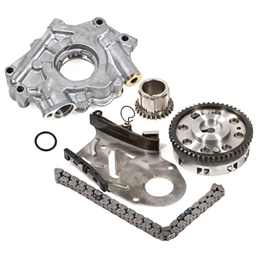 Fits 03-08 Chrysler Dodge Jeep 5.7 OHV 16V Hemi Timing Chain Kit Oil Pump