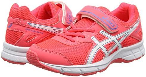 Asics Pre Galaxy 9 PS, Zapatillas de Running para Niñas, (Diva Pink/White/Diva Blue), 33 EU: Amazon.es: Zapatos y complementos