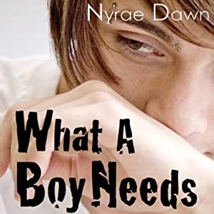 What a Boy Needs Audiobook