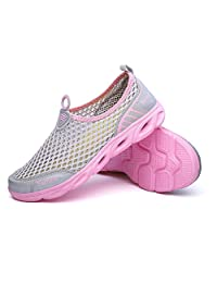 Men's and Women Breathable Comfortable Slip-On Outdoor Quick Drying Water Shoes