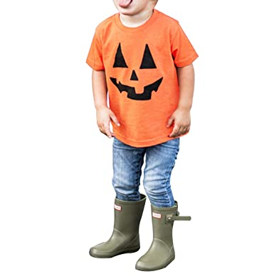Camiseta/Sudadera Halloween Mommy and Me, Lantern Face ...