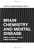 Brain Chemistry and Mental Disease, , 1468430599