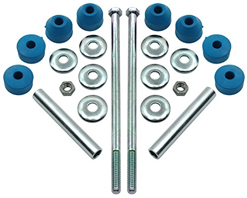 ACDelco 45G0028 Professional Suspension Stabilizer Bar Link Kit with -