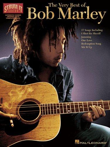 The Very Best Of Bob Marley Strum It Guitar