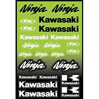 Amazon.com: Kungfu Graphics YAMAHA - Hoja de pegatinas ...