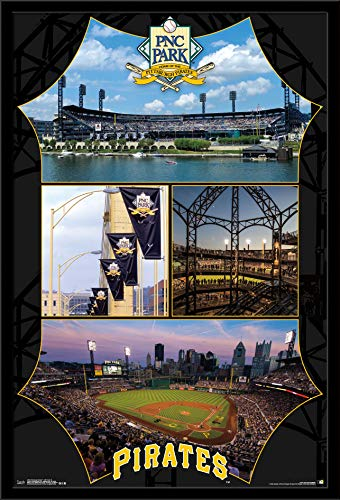 Trends International Pittsburgh Pirates - PNC Park Wall Poster ()