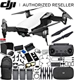Cheap DJI Mavic Air Drone Quadcopter (Arctic White) 3-Battery Ultimate Bundle