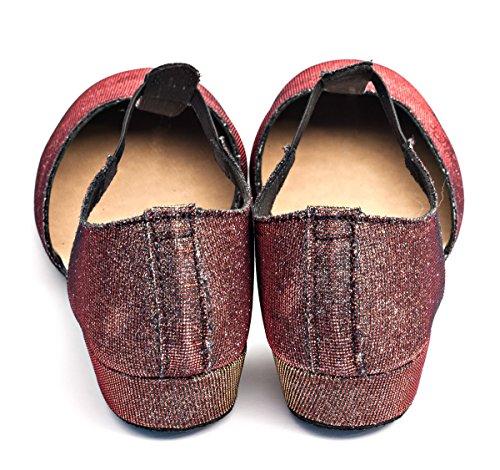 Dance Multi Dancewear Salsa Jive UK Gold Glitter Size Or 5 Shoes Cerco Pink Greek Red White Katz Sandal By Ladies Black 1 Teaching w861nzqCYx
