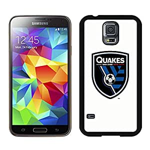 Fashionable And Antiskid Designed MLS san jose earthquakes Samsung Galaxy S5 I9600 G900a G900v G900p G900t G900w Case Cover 05 Black