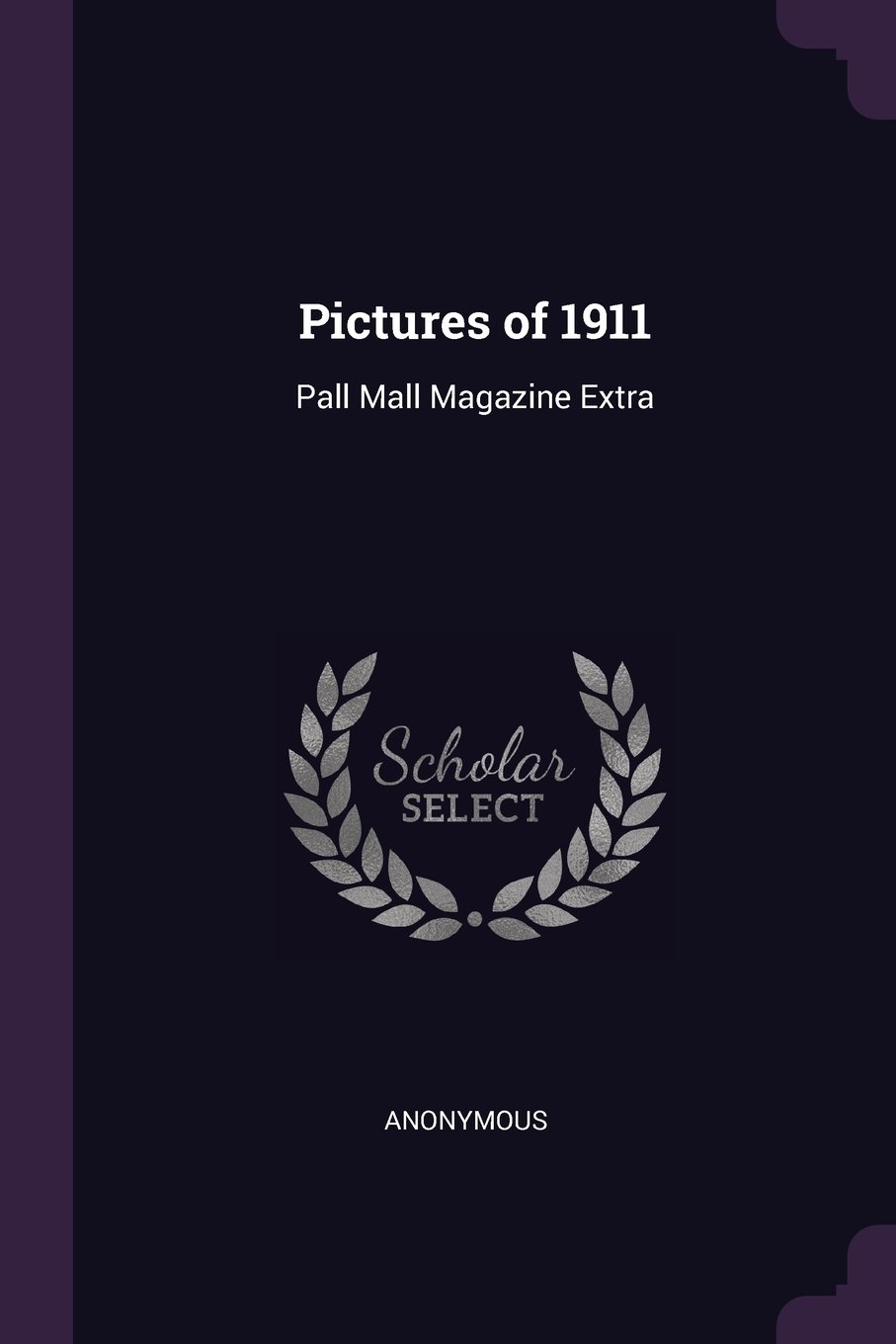 Pictures of 1911: Pall Mall Magazine Extra PDF ePub ebook