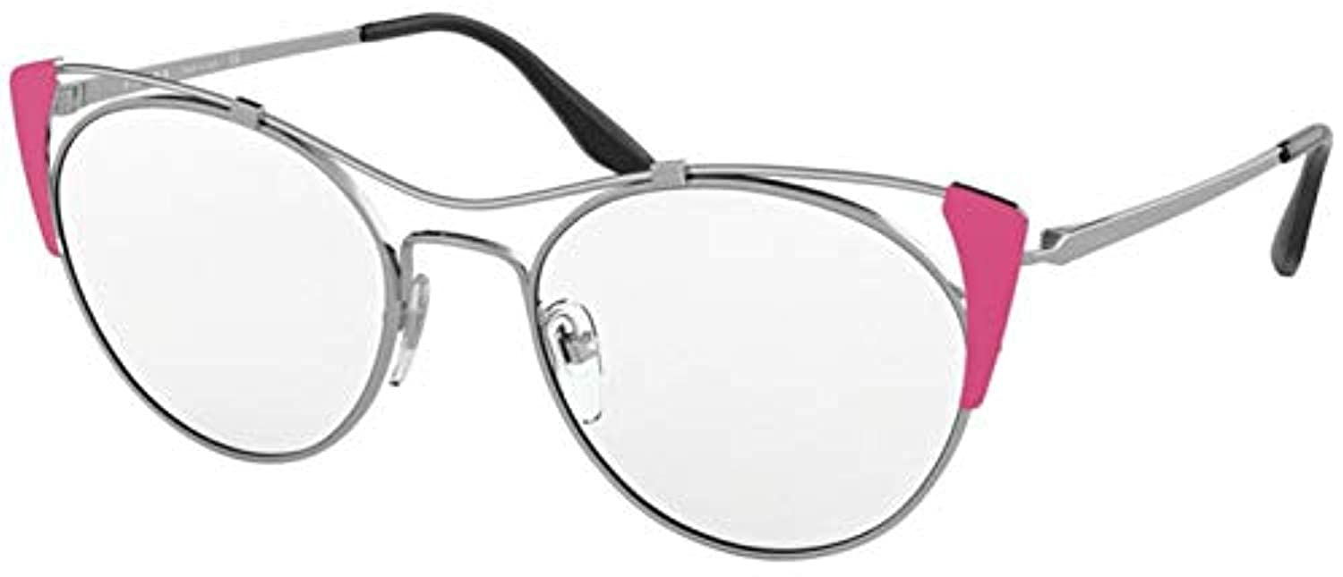 4515018577853 Prada CONCEPTUAL PR58VV Eyeglass Frames 3321O1-51 - PR58VV-3321O1-51 at Amazon  Men s Clothing store