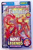 Marvel Legends Human Torch Fantastic 4 Variant