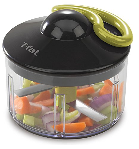 T fal Excite Hand Powered Rapid Chopper