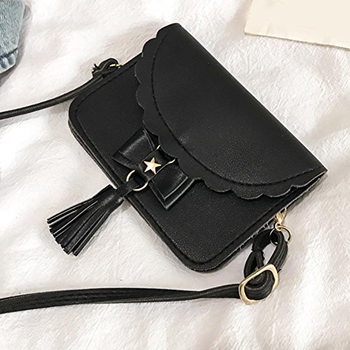 Crossed For Powlance Bag Woman Black ZzSqRf