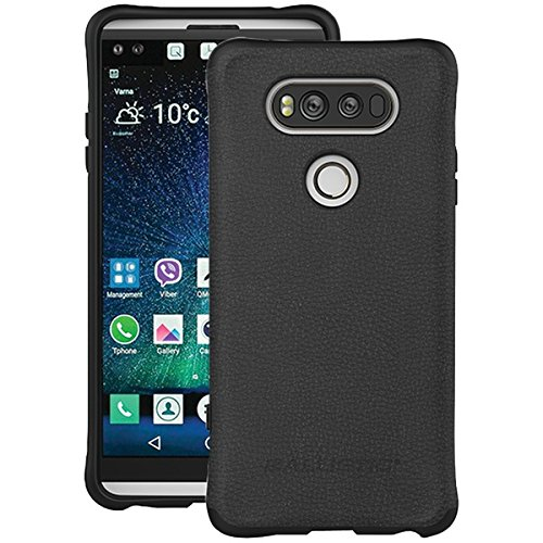 Ballistic Case LG V20 Urbanite Select Leather Case Cover Black