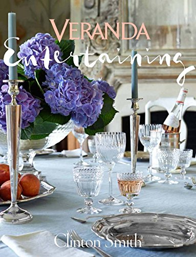 Veranda Entertaining (Setting Table Dinner Decorations)