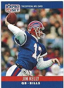 1990 Pro Set Buffalo Bills Team Set with Jim Kelly - 3 Thurman Thomas - Smith - Reed - 32 Cards
