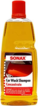 Sonax (314300-755) Car Wash Shampoo Concentrate - 33.8 fl. oz.