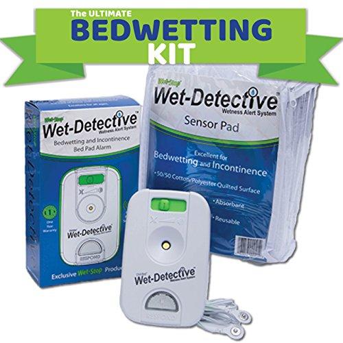 Alarm Sensor Pad - Wet Detective Bedwetting Kit, Incontinence & Bedwetting Alarm System, Includes 1 Sensor Pad