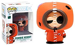 Funko - Figurine South Park - Zombie Kenny Exclu Pop 10cm - 0889698123051