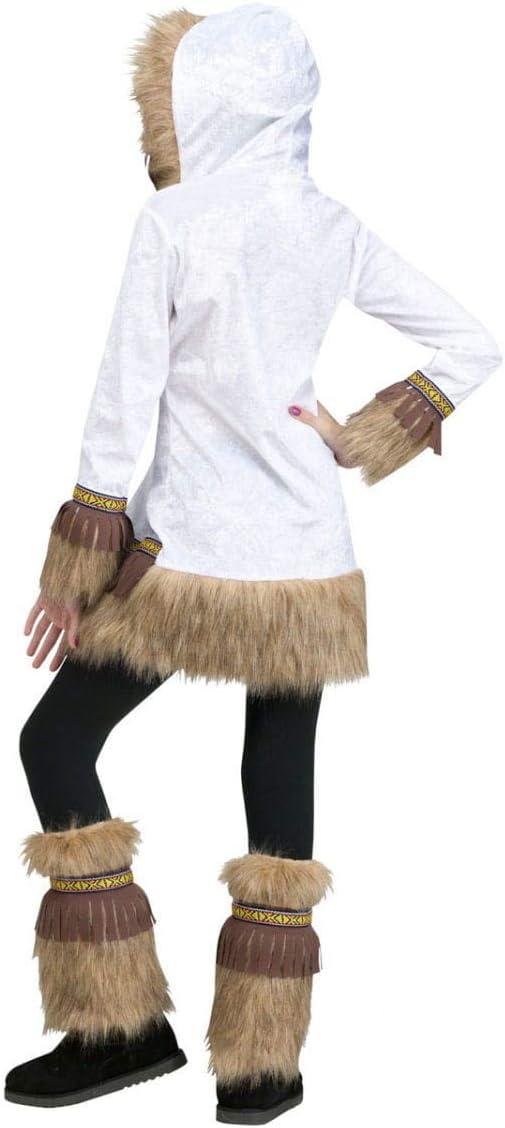 Horror-Shop Disfraz de niña esquimal XL: Amazon.es: Juguetes y juegos