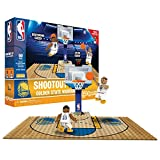 Golden State Warriors OYO Sports NBA Court Shootout Set 61PCS with 2 MInifigures