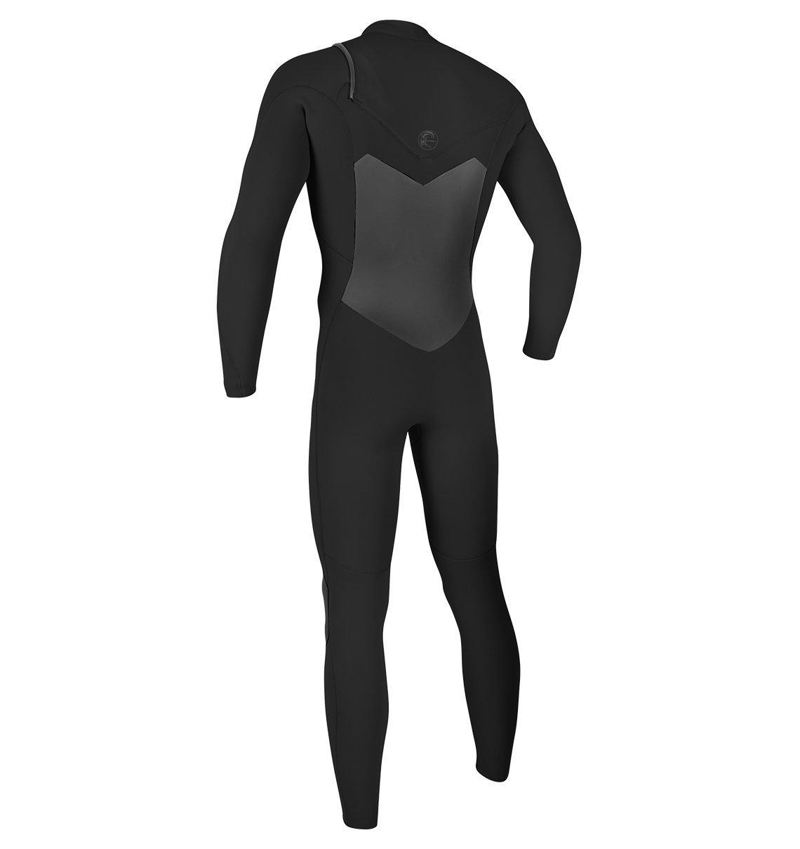 O'Neill Men's O'Riginal 4/3mm Chest Zip Full Wetsuit, Black/Black, Small by O'Neill Wetsuits (Image #2)