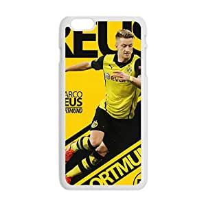 QQQO Marco Reus Cell Phone Case for Iphone 6 Plus hjbrhga1544