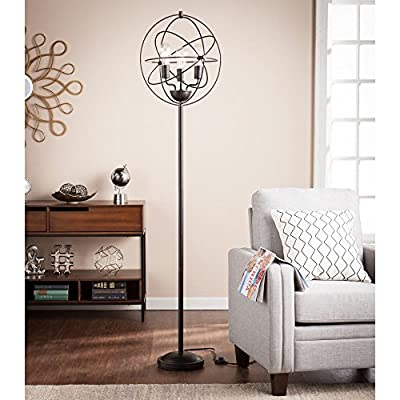 Southern Enterprises Lyzza Floor Lamp