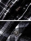 WenVen Men's Wrinkle Resistant Plaid Flannel
