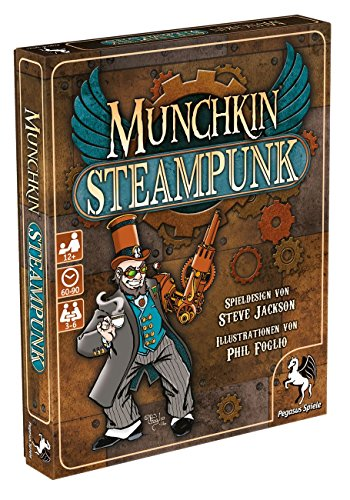 Munchkin Steampunk]()
