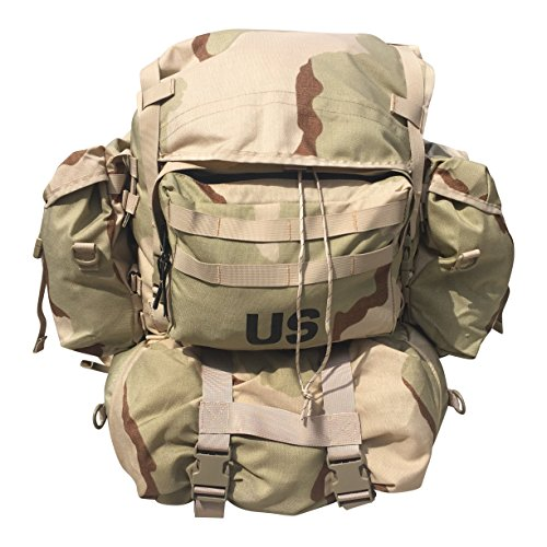 Genuine Military Issue Backpack Desert product image