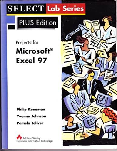 Projects for Microsoft Excel
