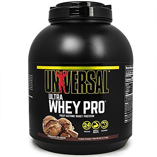 Universal Nutrition Ultra Whey Pro – 5 lb (Chocolate Ice Cream) Price & Reviews