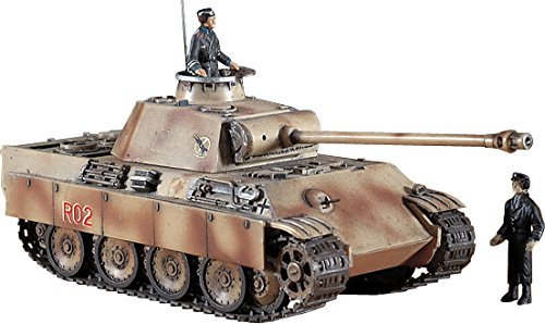 HASEGAWA 31109 Pz.Kpfw V Panther Ausf.G (1/72 Scale)