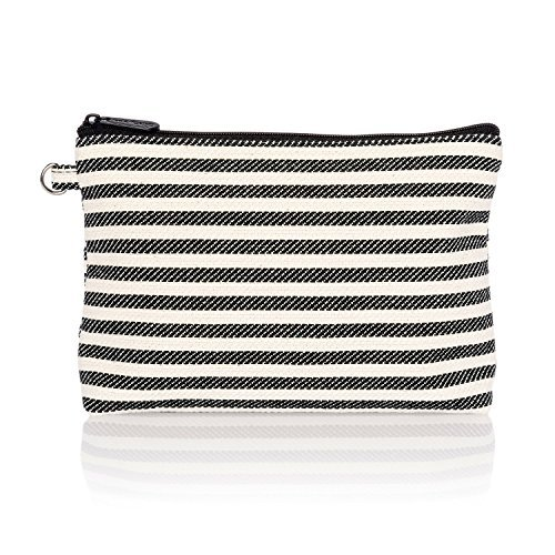 thirty one mini zipper pouch in twill