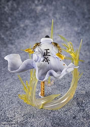 Banpresto - Figurine One Piece - Borsalino Kizaru The Three Admirals Figuarts Zero 22cm - 4573102581488