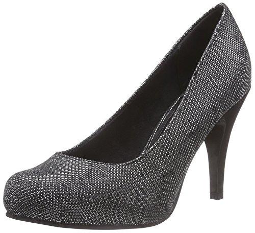 924 Tamaris Femme Escarpins Glam silver 22459 Argent RRY0qS
