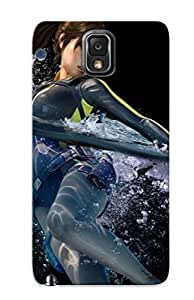 Forever Collectibles Tomb Raider - Underworld Hard Snap-on Galaxy Note 3 Case With Design Made As Christmas's Gift